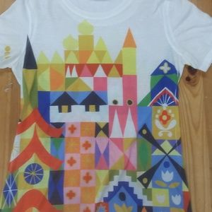 Disney Parks Authentic Original It's a Small World